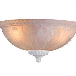 Savoy House - Savoy House-FLGC-850-TW-Ceiling Fan Light Kit - Light Kit for The Indigo Fan