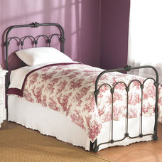 Traditional Beds by The American Iron Bed Company