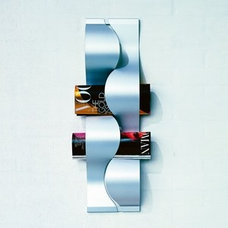 modern magazine racks by YLiving.com