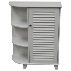 Traditional Bathroom Cabinets And Shelves by Sourcing Solutions, Inc.