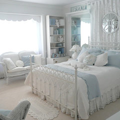 traditional bedroom Beautiful Romantic Bedroom