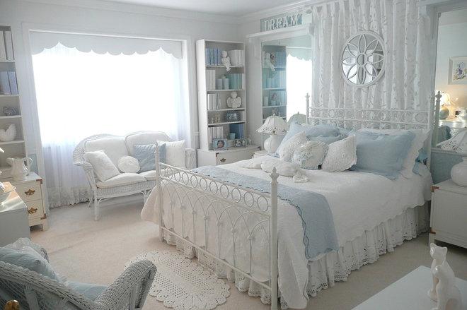 Traditional Bedroom Beautiful Romantic Bedroom