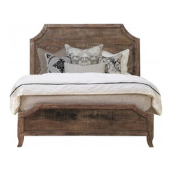 Aria Queen Bed -