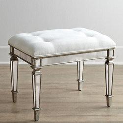 Vanity Seat -