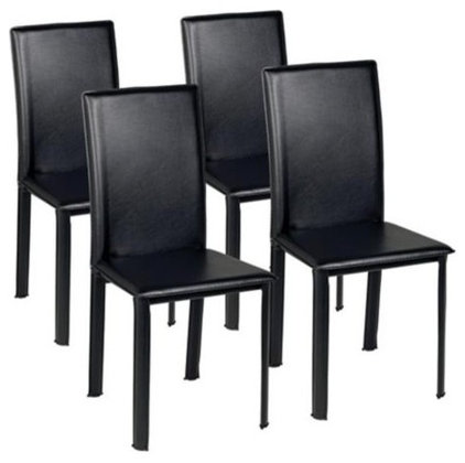 Contemporary Dining Chairs by Lamps Plus