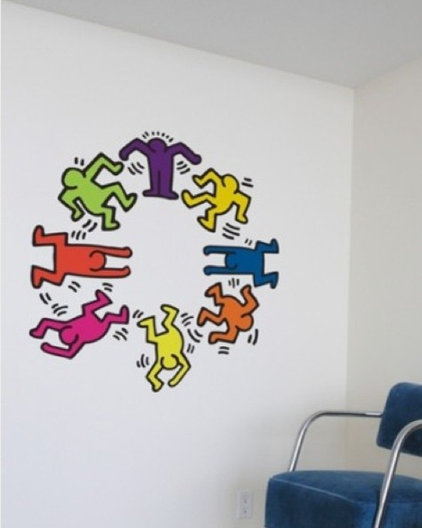 Eclectic Wall Decals by Blik