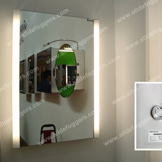 contemporary bathroom mirrors by Shanghai Divas Glass Co.,Ltd