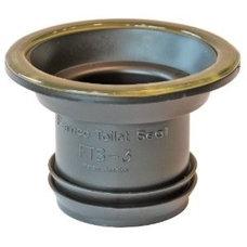 Amazon.com: Fernco Inc. FTS-3 3-Inch Wax Free Toilet Seal: Home Improvement