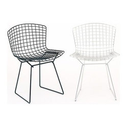 Knoll | Bertoia Side Chair, Unupholstered