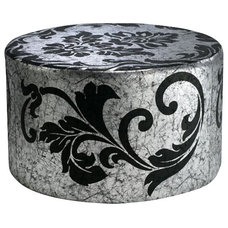 Contemporary Footstools And Ottomans by Chachkies
