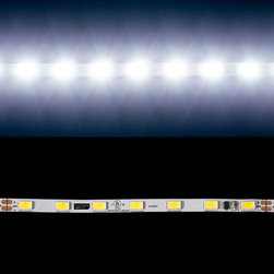 EnvironmentalLights - DW 5630 Single Row CC LED Strip Light 70/m 5.1mm wide Foot - Sold by the 2 meter reel, foot and sample kit.