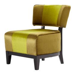 Cyan Design - Mr. G.W. Envy Chair - Wood-framed chair with ebony finish. By Cyan Design.