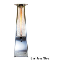 Lava Heat - Lava Heat 2G - 66,000 BTU Commercial Outdoor Patio  Heater - This outdoor heater revolutionized the industry. Standing tall at an impressive 8 feet, it is a top-of-the-line unit that combines elegant design with outstanding functionality and superior quality.