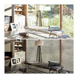 Hunter Douglas Silhouette Shades - Silhouette Shades from Hunter Douglas really help to soften the harsh sunlight and damaging uv rays that come in through the window without losing views.