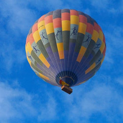 Murals Your Way - Hot Air Balloon (Wall) Wall Art - Photographed by David  Wall, Hot Air Balloon (Wall) wall mural from Murals Your Way will add a distinctive touch to any room