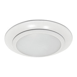 """Sea Gull Lighting - Sea Gull Lighting 14603S-15 Traverse 6"""" LED 2700K Retrofit Recessed Light - Traverse LED Downlight delivers the performance of incandescent downlights while reducing energy and operating cost by 80% and requiring virtually no maintenance. Ideal for general lighting in residential and commercial applications, the damp rated Traverse can be used for shower applications as well. The Traverse LED downlight is also an excellent alternative to costly fire rated recessed housings."""