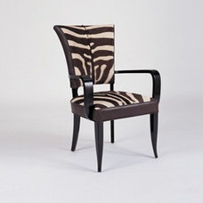 Contemporary Armchairs And Accent Chairs by Jan Showers