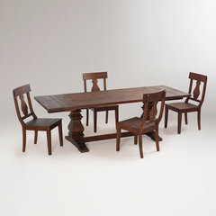 traditional dining tables by Pangaea Interior Design, Portland, OR