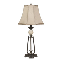 "Signature Design by Ashley - 30"" Set of 2 Parlan Table Lamps L304514 - ."