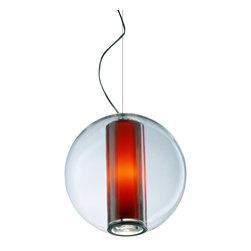 Pablo Designs - Bel Occhio Pendant Lamp - Features: