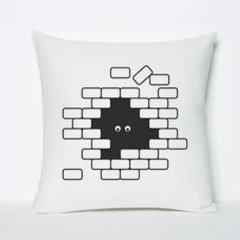 eclectic pillows by Domestic