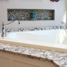 Transitional Bathtubs by Cabinet-S-Top