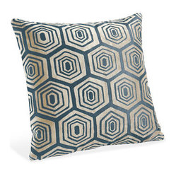 Hive Ink Pillow - Pillows - Accessories - Room & Board