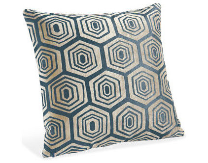 modern pillows by Room & Board
