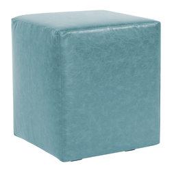 Howard Elliott - Howard Elliott Bucktown Turquoise Universal Cube Cover - Universal cube cover bucktown turquoise