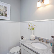 Bathroom by Homes by Tradition