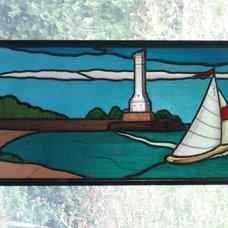Traditional Windows by Franklin Art Glass Studios, Inc.