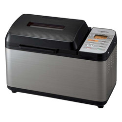 Zojirushi - Zojirushi BB-PAC20 Home Bakery Virtuoso Breadmaker - -Bakes a large traditional rectangular shaped 2-lb. loaf