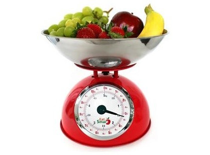 Traditional Kitchen Scales by Eat Smart