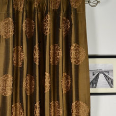 Traditional Curtains by Cheery Curtains