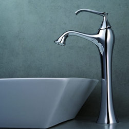 """Kraus KEF-15000CH Ventus Single Lever Vessel Faucet - APPLY COUPON CODE """"EDHOUZ20"""" AT CHECKOUT. JUST OUR WAY OF SAYING THANKS."""