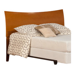 Atlantic Furniture - Atlantic Furniture Soho Twin Headboard in Caramel Latte-Twin - Atlantic Furniture - Headboards - R191827 - The Soho headboard is a curved sleigh style bed with an exquisite finish. The Soho is very rugged and doesnt fall short with its looks.