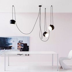 AIM Pendant Lamp by Flos