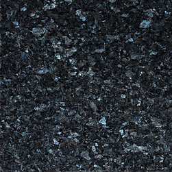 marblesystems - Blue Pearl Polished Granite Tiles - Natural granite tile. Made in Turkey.