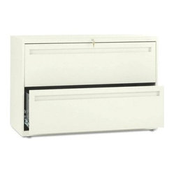 supplies on top. Made of heavy-duty steel, this sturdy file cabinet ...