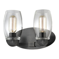 HUDSON VALLEY LIGHTING - Hudson Valley Lighting Pamelia-Bath And Vanity Old Bronze - Free Shipping