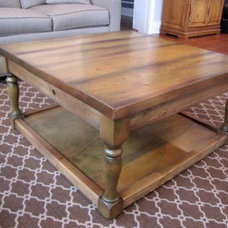 Traditional Coffee Tables by Rustic Elements Furniture