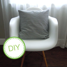 pillow DIY