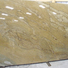 Transitional Kitchen Countertops by Stone Masters Inc