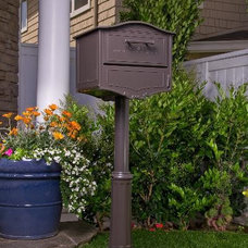 Mediterranean Mailboxes by Architectural Mailboxes