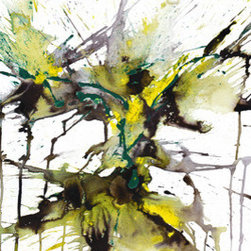 Abstract Exp Original Painting 1258.112212 (Original) by Kris Haas - Original Abstract Modern Contemporary Paintings & Art More then just a painting for your walls.