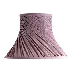 Laura Ashley - Laura Ashley Chelsea 13 in. Mauve Bell Shade SLC113 - Shop for Lighting & Fans at The Home Depot. Founded in 1953, Laura Ashley has become a quintessential English brand, synonymous with quality, creativity, and individuality. Laura Ashley products are recognized worldwide for their colorful patterns and iconic floral prints. This mauve Laura Ashley lamp shade is made of faux silk, and will be a vibrant addition to any room.