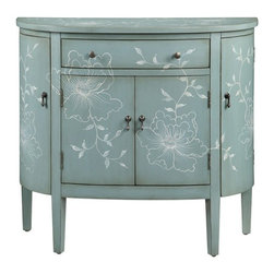 Coast To Coast - 1 Drawer and 4 Doors Cabinet - 50629 - Cabinet