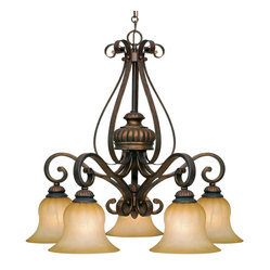 Mayfair 5-Light Nook Chandelier