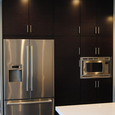 Contemporary Kitchen Cabinetry by Homemax Building Supplies