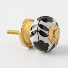 Contemporary Knobs by Anthropologie